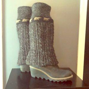 Sorel Women's Sweater Boots